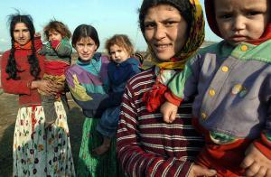 História a súčasnosť rómskeho etnika