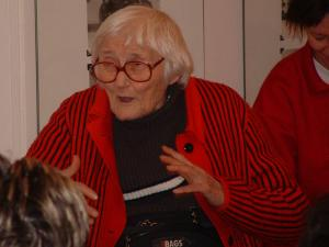 Babička bylinkárka