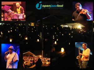 Prvý deň Open Jazz Fest ´09