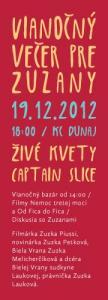 Vianočný večer pre Zuzany