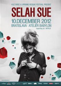 Selah Sue už v pondelok 10.12. v Bratislave