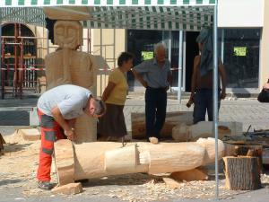 Rezbárske sympózium Betlehem 2009