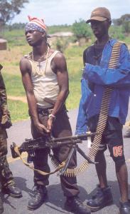 Konflikt v Sierra Leone a úloha diamantov v ňom