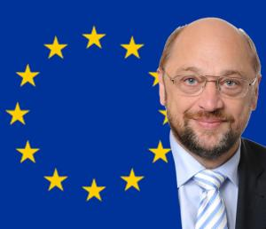 Predsedom Európskeho parlamentu sa stal Martin Schulz
