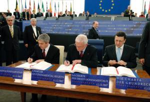 Slávnostné vyhlásenie Charty základných práv