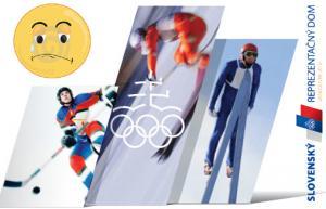 SRD počas olympiády