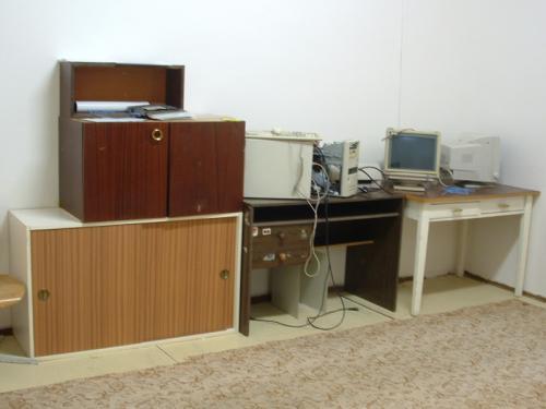 kancelária -  druhá miestnosť