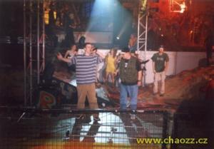 Chaozz - Televize