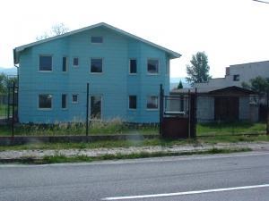 Modrý dom na predaj