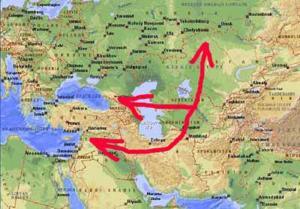 Odkiaľ a kedy sme prišli do Európy ?