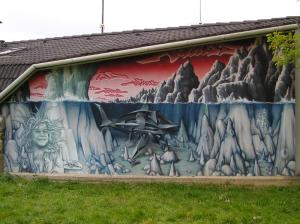 Graffiti – umenie či vandalizmus???