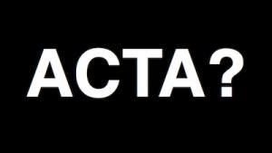 Čo je ACTA?