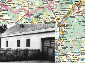 História Myjavy