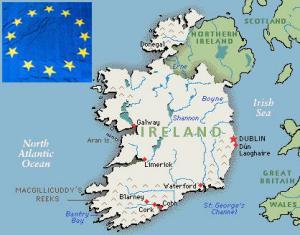 Veľký deň pre Írsko a veľký deň pre Európu
