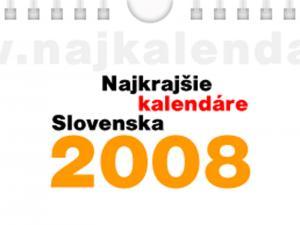 Najkrajšie kalendáre Slovenska 2008