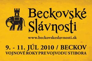 VIDLOMET 2010 na Beckovských Slávnostiach – CHARITATÍVNE