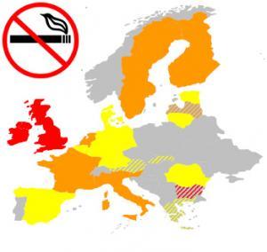 Komisia vyzýva na Európu bez tabakového dymu do roku 2012