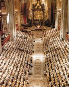 Genéza Sionizmu -časť 3. Pokus o zdolanie posledného nepriateľa - Katolíckej cirkvi - II. Vatikánsky koncil (1962-1965)