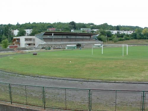Novomestský štadión (panorama 1)