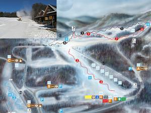 Na Bezovci sa dnes lyžuje