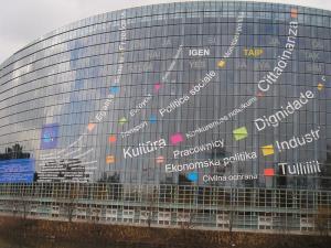 BRIEFING z Európskeho parlamentu 23. - 26. október 2006
