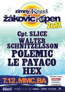 Zimný Kozel Žákovic Open bude po Mikulášovi rozdávať hudobné pochúťky