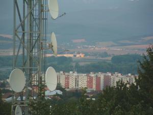 Technická infraštruktúra - telefonizácia, internetizácia a elektrifikácia