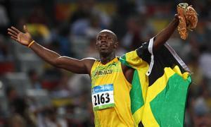 Usain Bolt šprintuje v rytme reggae