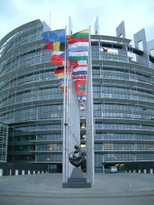 Zasadnutie Europarlamentu 11. - 14. decembra. 2006