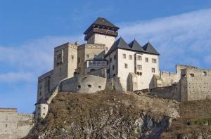 Trenčín – najlegendárnejší slovenský hrad