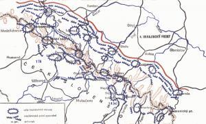 Karpatsko - duklianska operácia časť.1