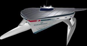 Prvá solárna loď ktorá obopláva svet