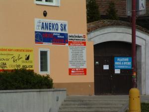 Swiss brokers v Novom Meste nad Váhom