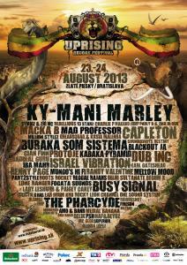 O týždeň je tu Uprising. Máme kompletný program a nový dokument!