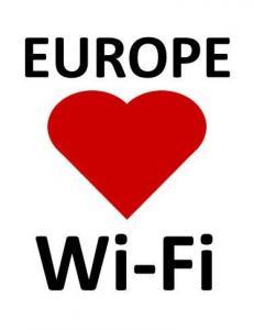 Európa má rada Wi-Fi: nová štúdia odporúča sprístupniť ďalšie frekvencie