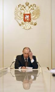 CNN interview s Vladimírom Putinom