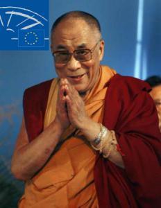 Dalajláma v EP: nemáme separatistické ambície
