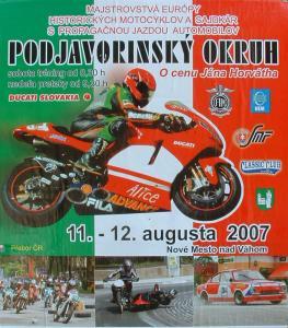 Podjavorinský okruh 2007