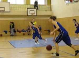 Úspešný basketbalový víkend