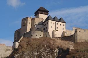 Rekonštrukcia Trenčianskeho hradu