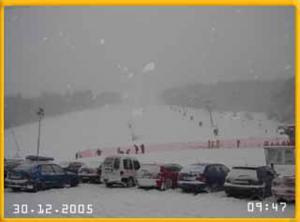 Lyžiarska sezóna sa začala v celom regióne