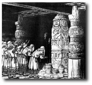 Slovanské svätyne