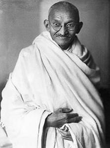 Mahátmá Gándhí - osloboditeľ bez zbraní