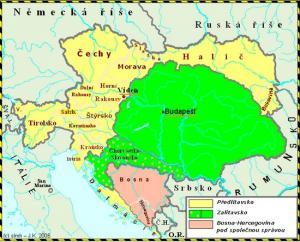 História Uhorska
