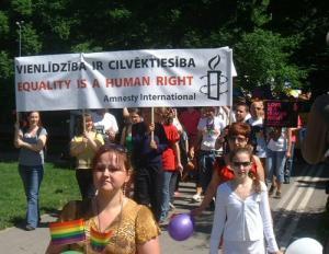 Povedzte NIE homofóbii v Litve!