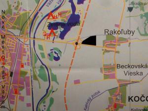 Logistický park v Rakoľuboch