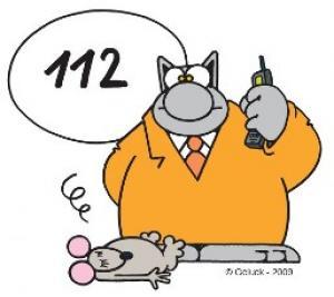 11. február - deň európskej tiesňovej linky 112