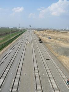 Modernizácia trate od roku 2008