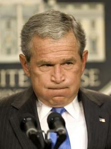 Milý a rozkošný George Walker Bush alebo ...