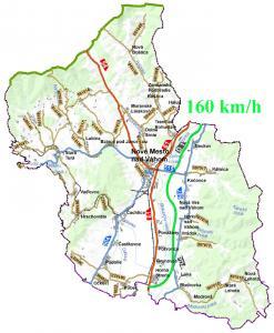 Novomestský úsek diaľnice bude najrýchlejší